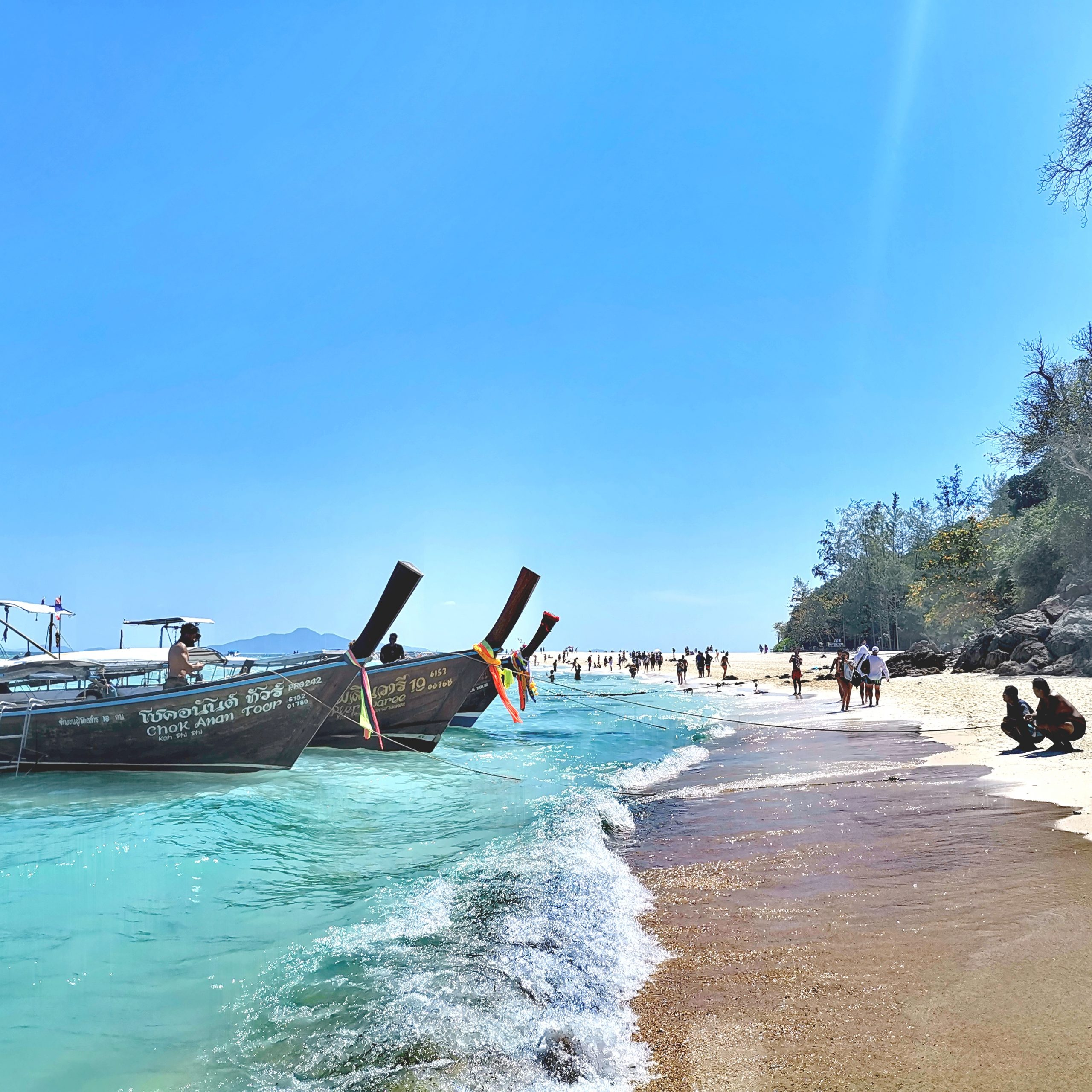 cosa vedere a Phi Phi Island Bamboo Island
