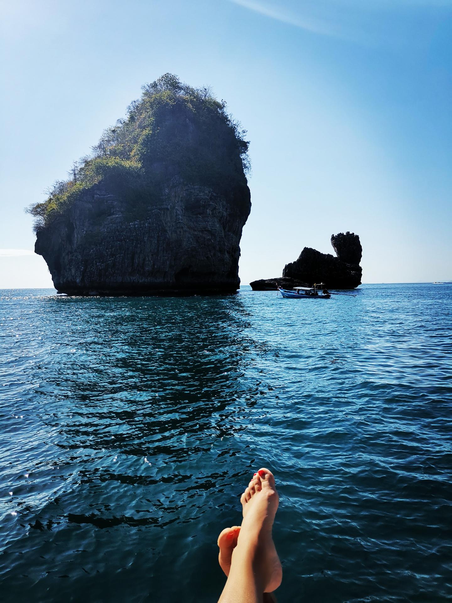 immersioni a Phi Phi Island Bida Nok e Bida Nai