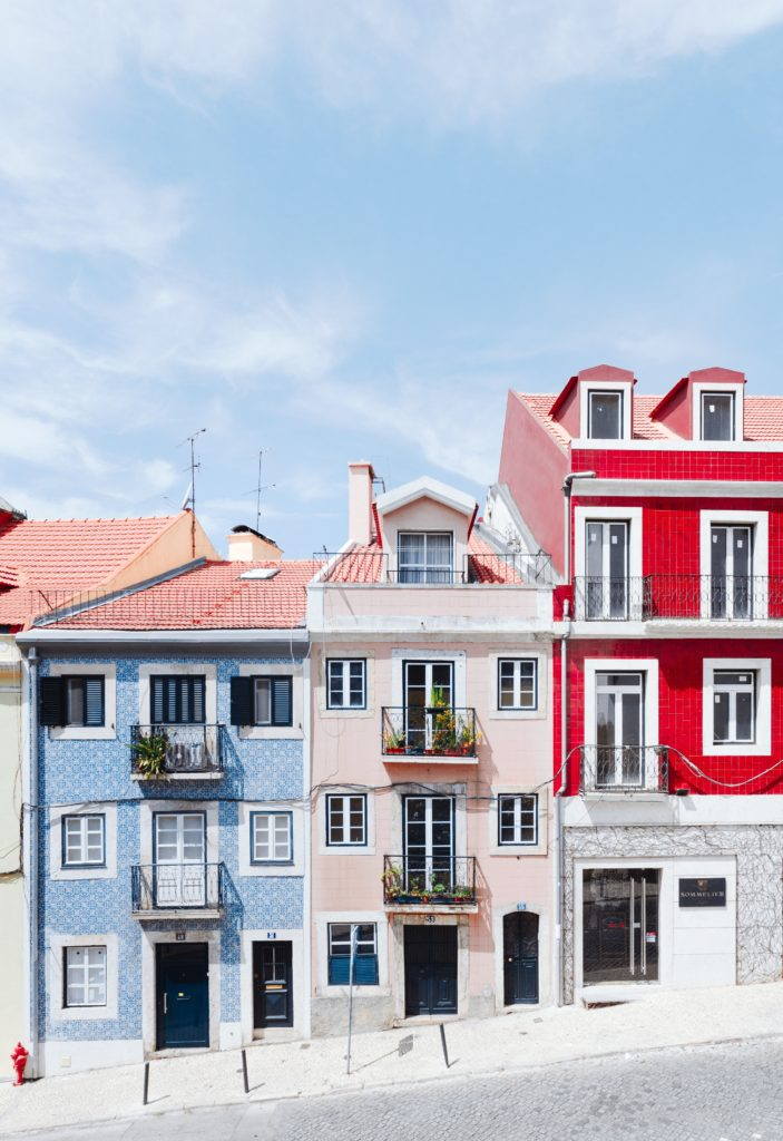 Quartiere Cais do Sodré Lisbona