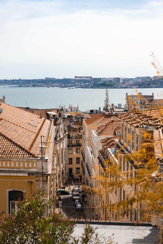 Piazza del commercio Lisbona