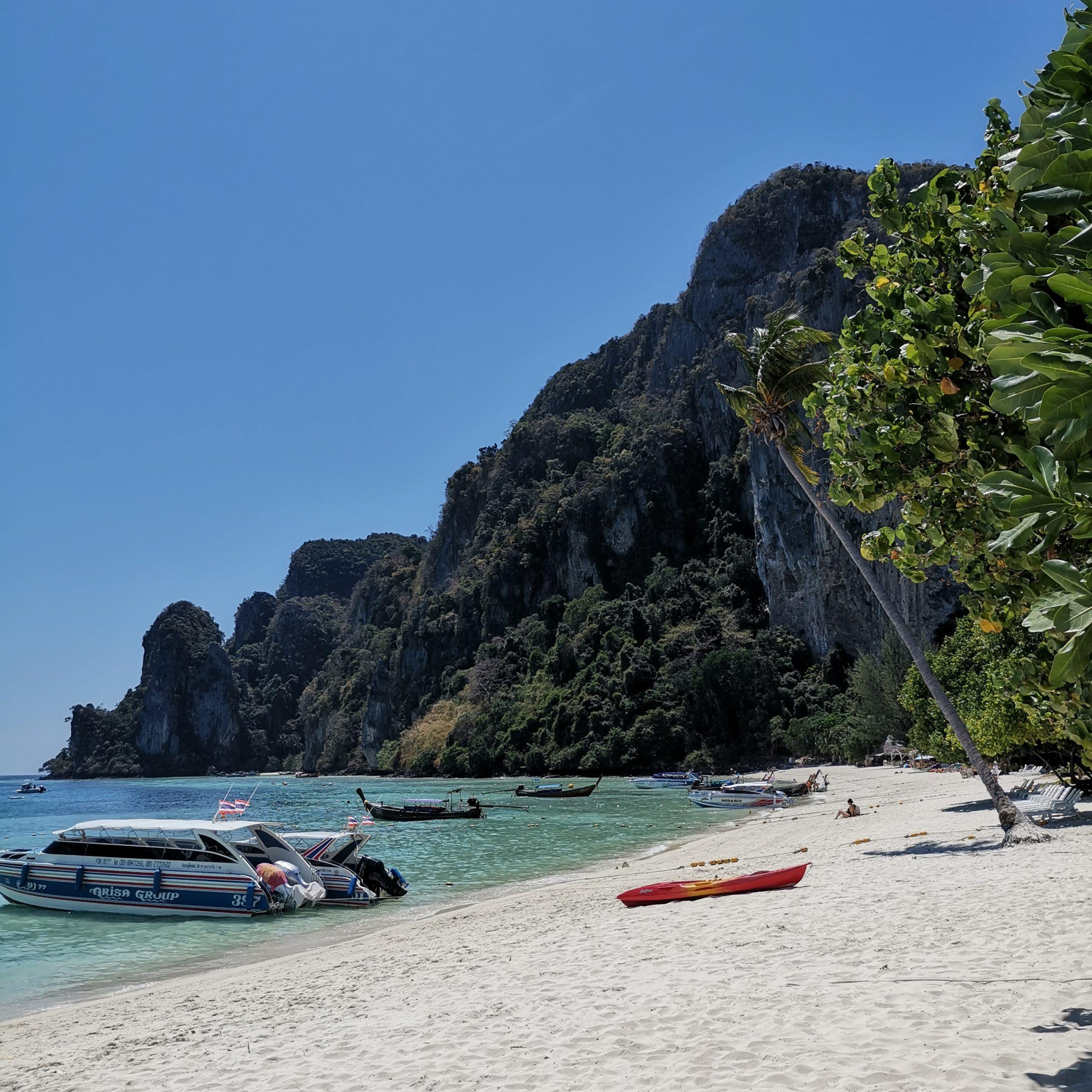 Phi Phi Don Thailandia