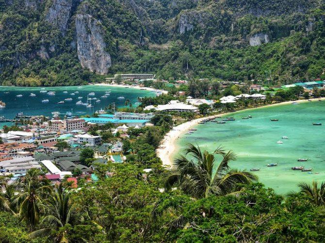Phi Phi Island: cosa fare e cosa vedere