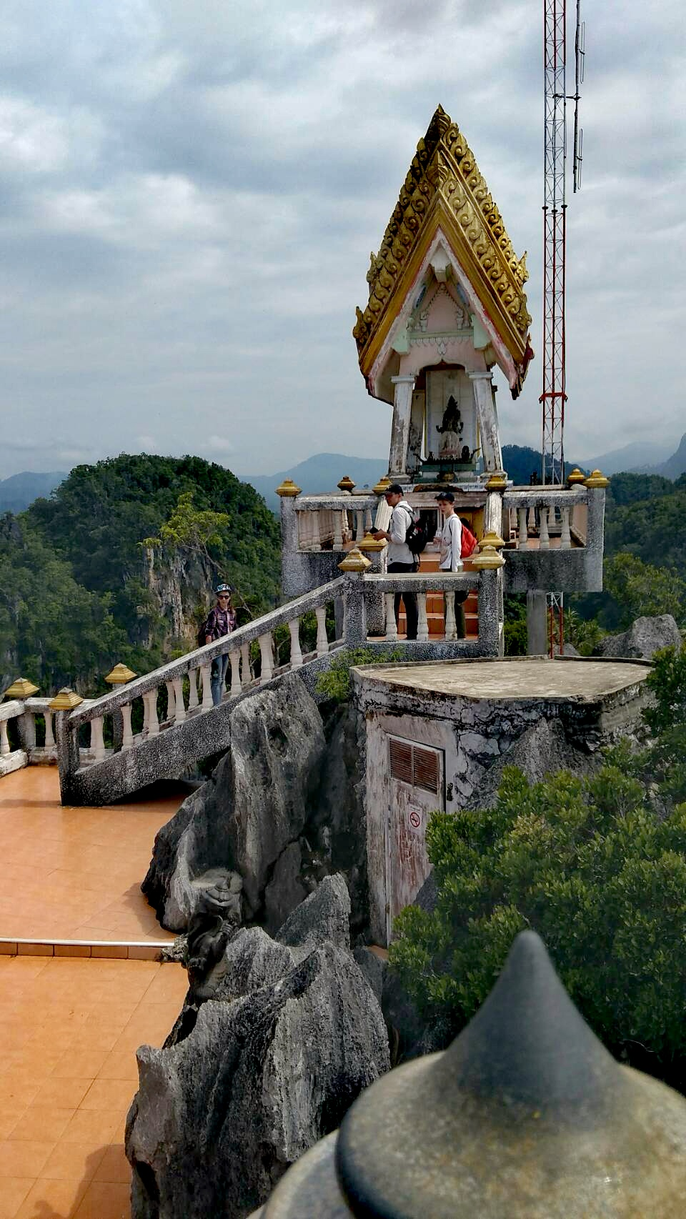 Top Tiger Cave Temple Krabi Thailandia