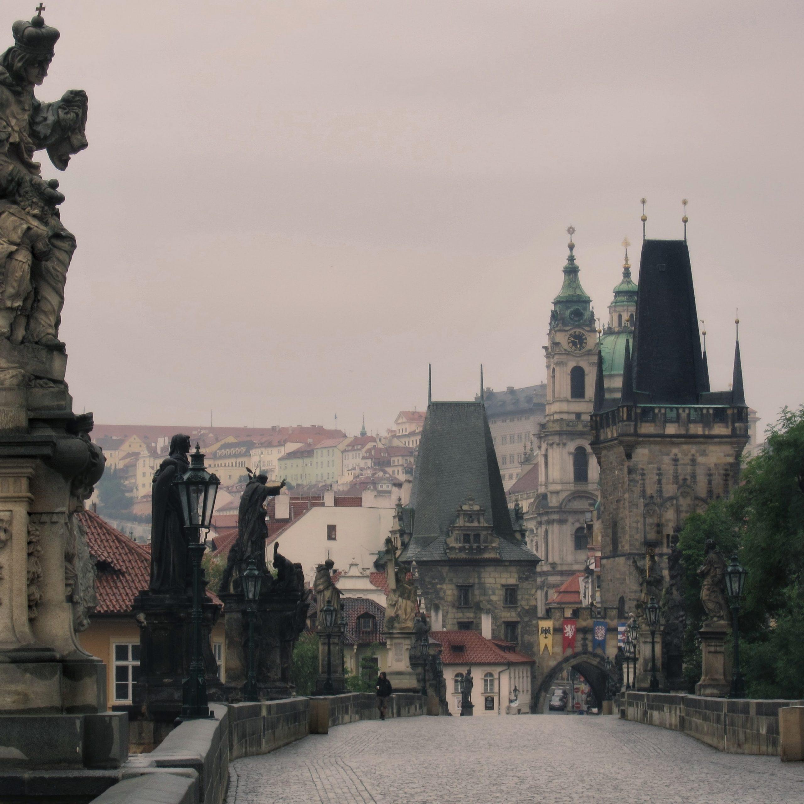 Praga esoterica cosa vedere Ponte Carlo