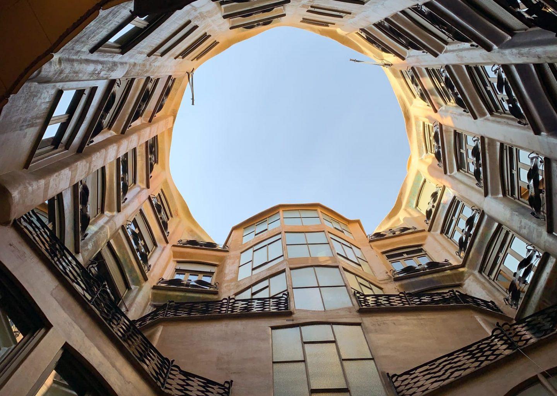 Interno Casa Milà
