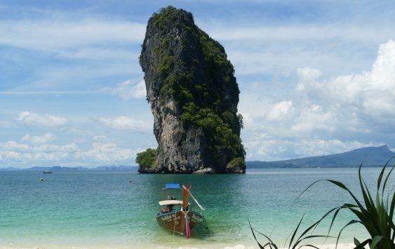 Koh Poda Tour 4 Island Krabi